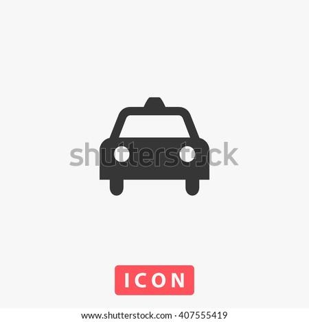 Taxi Icon.