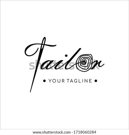 taylor logo design vector