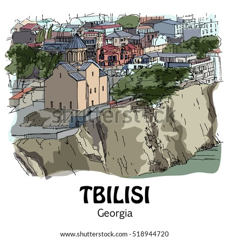 tbilisi  georgia  north