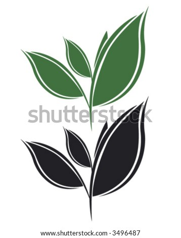 Tea leaves clip art food and drink pictures tea leaves clip art thecheapjerseys Image collections