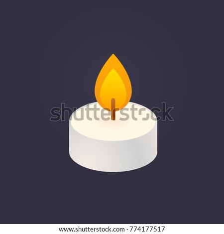 tea light  floating candle