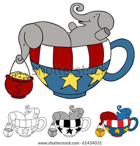 Tea Party Elephant Donations