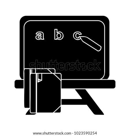 teaching board icon