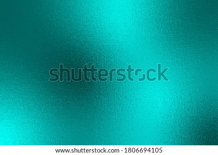 Teal background. Metallic effect foil. Turquoise sparkle texture. Cyan color marble.. Blue green metal surface. Backdrop glitter design for business, invitation, cards, prints. Vector illustration