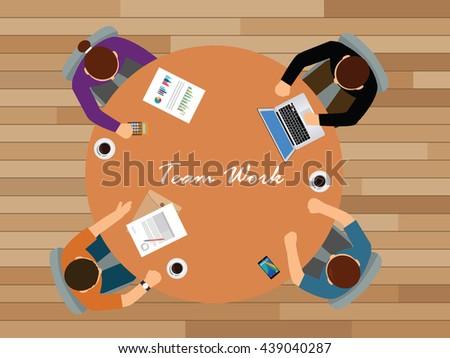 team work team work together