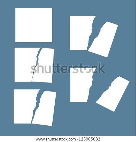 tear paper