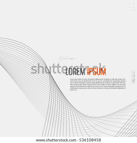 stock-vector-tech-background-with-abstract-wave-line