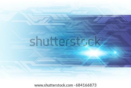 tech digital sci fi pattern innovate concept background