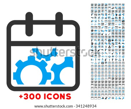 technical date vector icon with