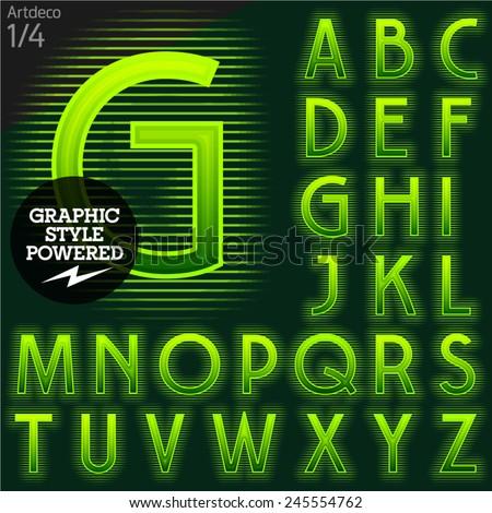 stock-vector-techno-style-alphabet-sensitive-to-the-background-art-deco-set