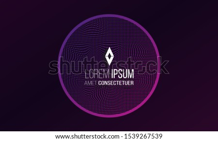 technology background. Future technology. Abstract technology background innovation vector design.