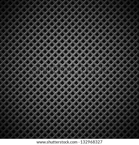 stock vector technology background with seamless black carbon texture for internet sites web user interfaces 132968327 - Каталог — Фотообои «3D Текстуры»
