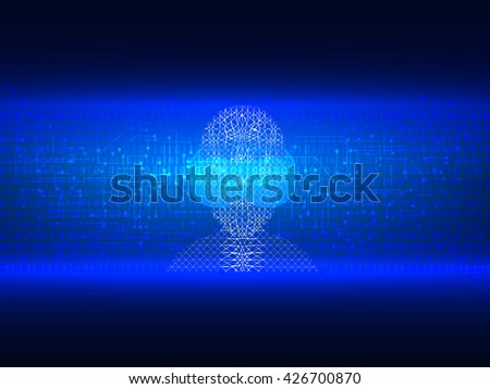 technology concept artificial