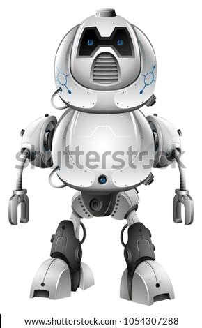 technology design for robot