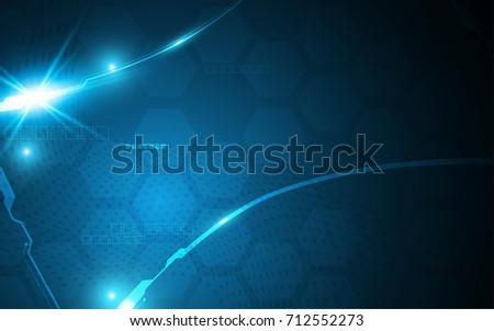 technology telecommunication innovation concept background