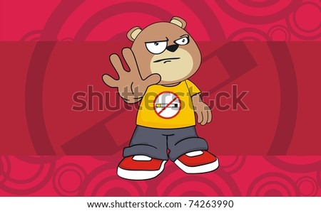 teddy bear kid cartoon
