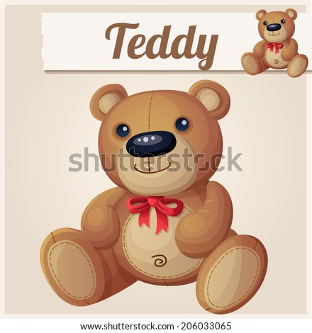 teddy bear with red bow