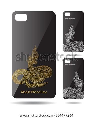 telephone icon case thai