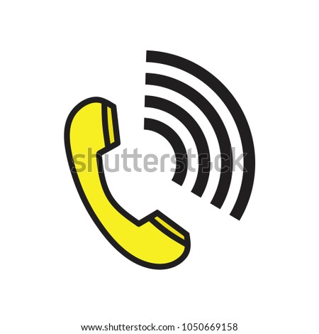 Telephone  ringing , directory  vector