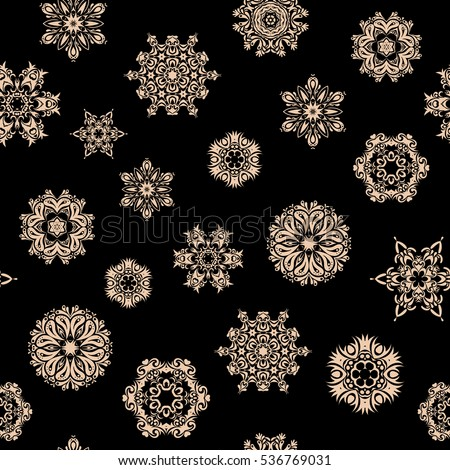 stock-vector-template-for-cover-poster-t-shirt-or-fabric-vector-winter-illustration-in-beige-colors-hand