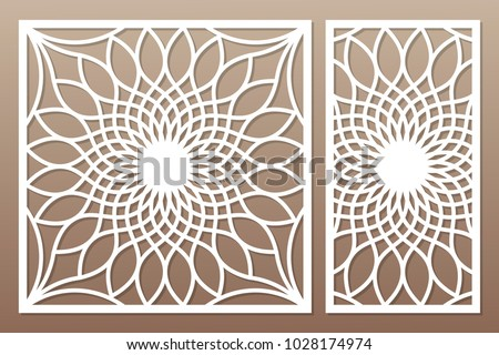 Laser Cut Circles - Download Free Vector Art, Stock Graphics & Images
