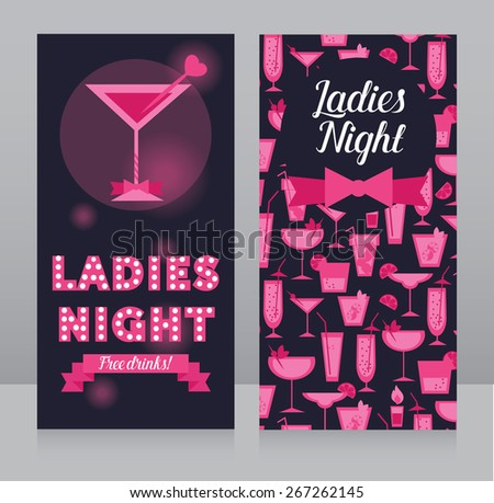 Free bachelorette party invitation vector download free vector template for ladies night party flyer bachelorette party invitation vector illustration stopboris Images