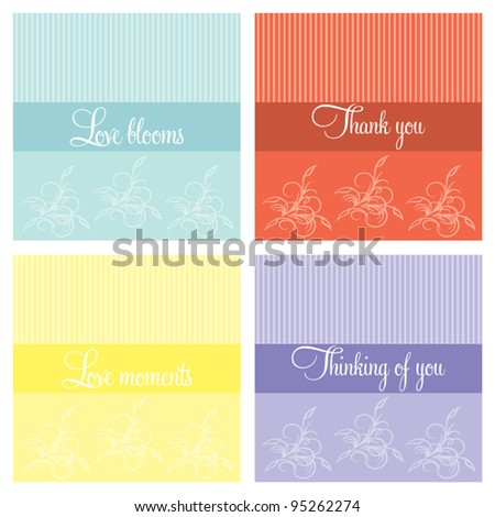 Template frame design collection for various purposes, vector background illustration