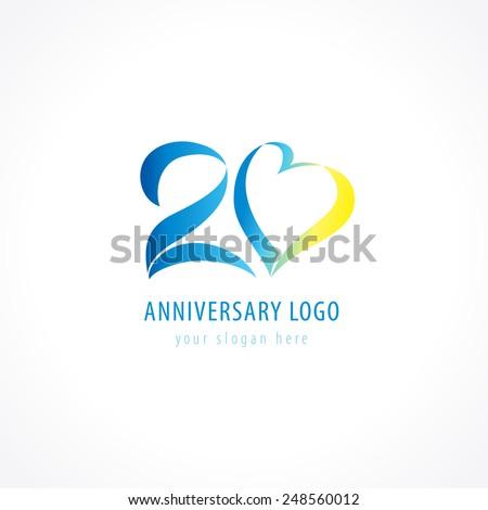 anniversary logo vector - photo #8