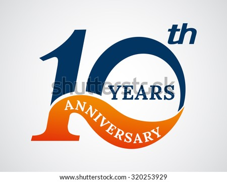 Royalty free stock photos and images template logo 10th template logo 10th anniversary years logo vector illustration altavistaventures Image collections