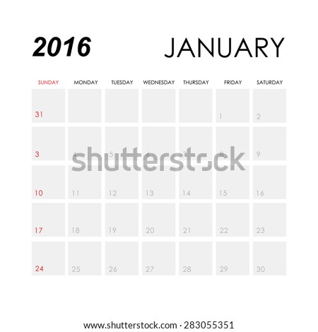 stock-vector-template-of-calendar-for-january