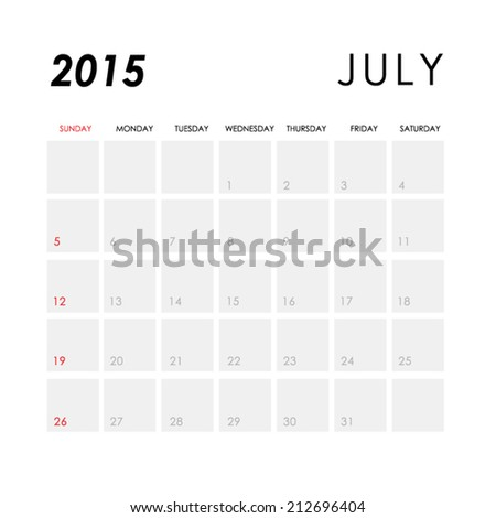 stock-vector-template-of-calendar-for-july