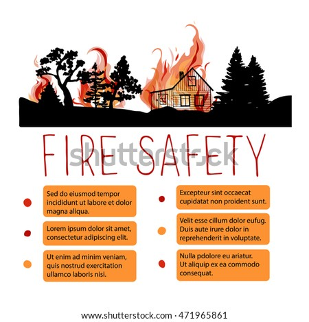 template of safety from