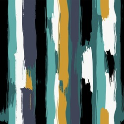 Template seamless abstract pattern. Freehand drawing