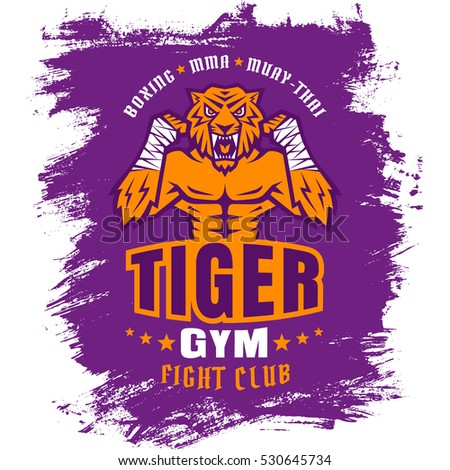 template sport logo for