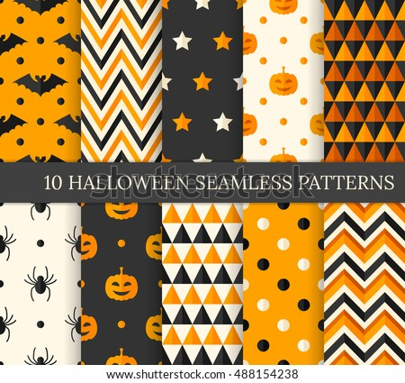 ten halloween different