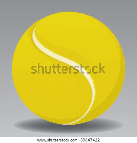 Tennis Ball Dra...