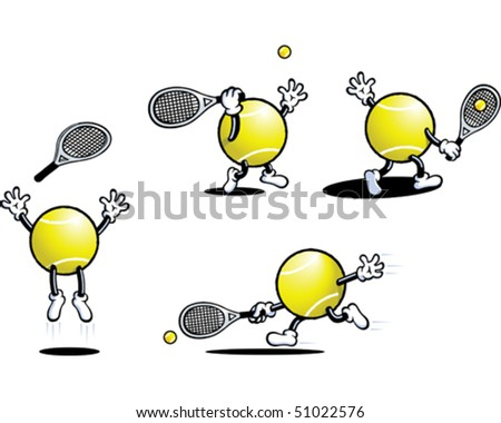 Tennis Ball Guy 1