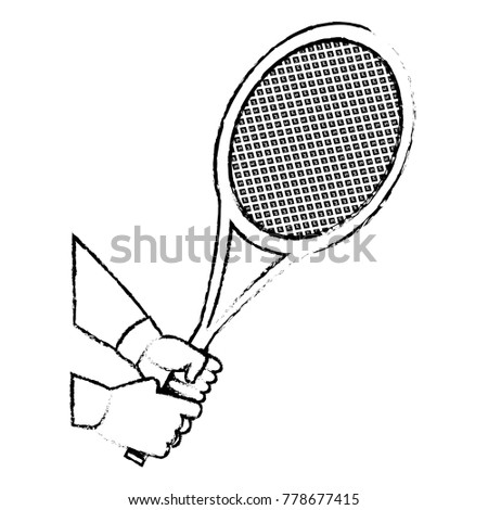 Tennis racket design