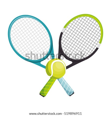 stock-vector-tennis-racket-equipment-icon