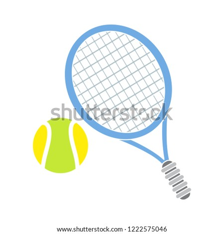 tennis sport icon - play tennis illustration. sports tennis sign symbol - vector play game
