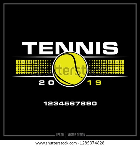 Tennis, Tennis logo, Sports team, Team Design, Sport