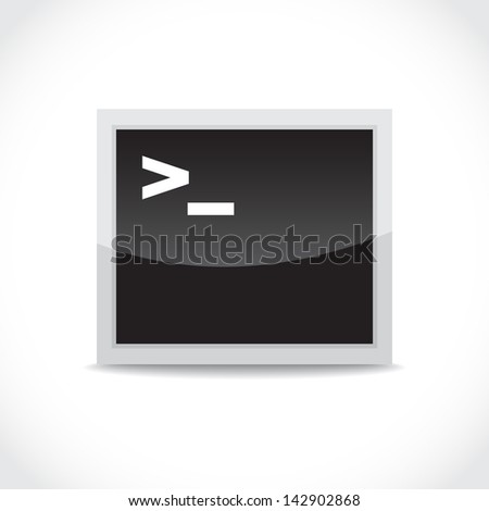 terminal startup icon  direct