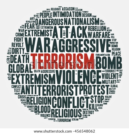 Terrorism in easy words
