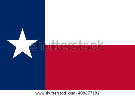 texas flag  official colors and