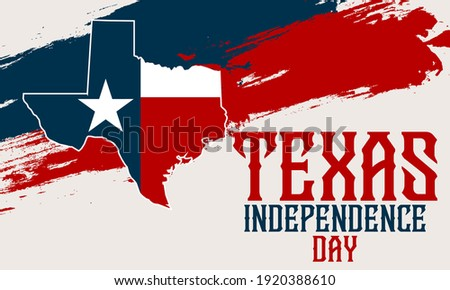 texas independence day is the
