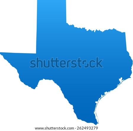 Free Texas Map Vector Download Free Vector Art Stock Graphics - Texas mapa