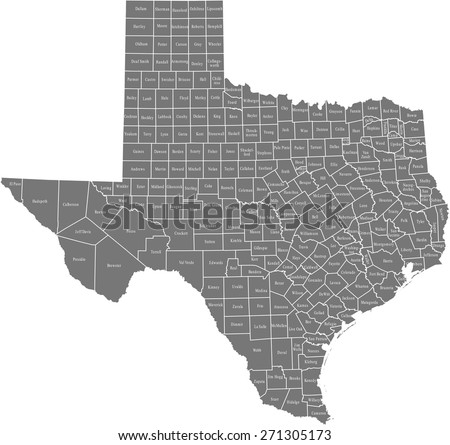 Free Texas Map Vector Download Free Vector Art Stock Graphics - Texa map