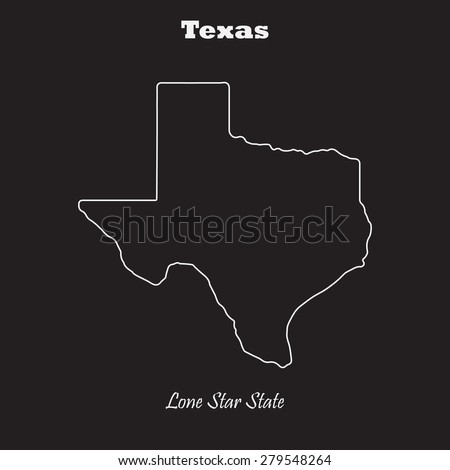 Texas Outline Free Vector Art  4415 Free Downloads