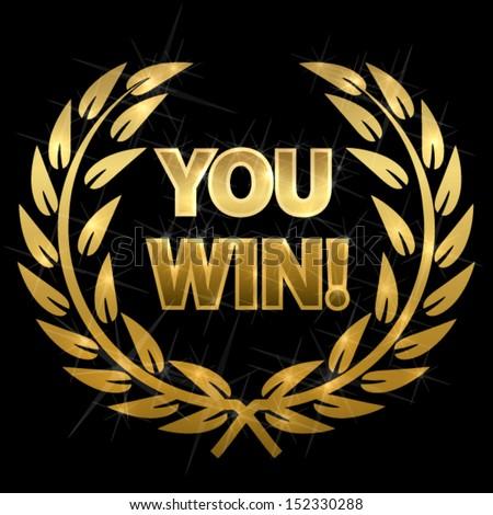 you win logo