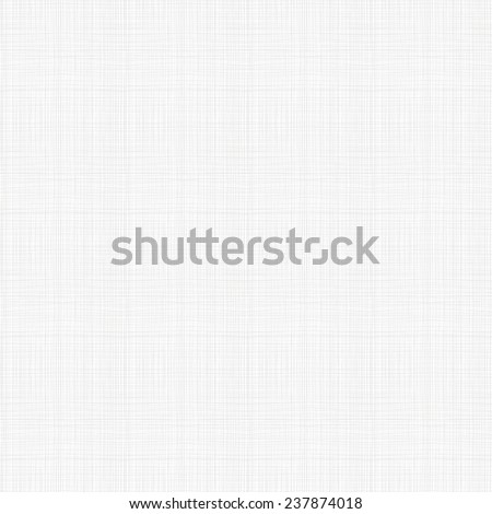 Textile fabric canvas seamless vector pattern texture. (eps8)